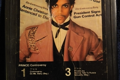 Rest in peace… Prince Rogers Nelson